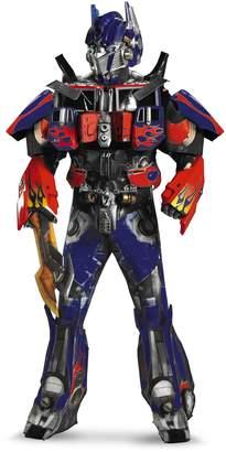 Disguise Theatrical Qual. Transformers Optimus Prime Costume Men