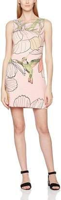 Desigual Women's Menta Knitted Sleeveless Dress, M