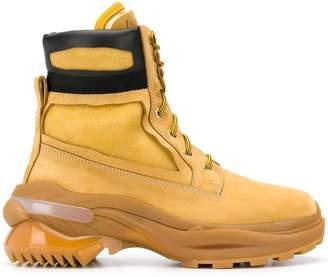 Maison Margiela work ankle boots