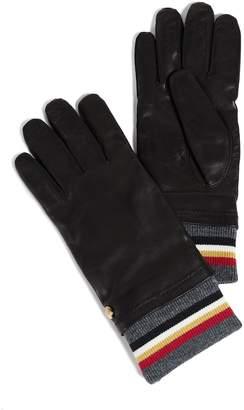 MAISON KITSUNÉ Ribbed Gloves