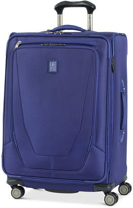 """Travelpro Crew 11 25"""" Expandable Spinner Suiter Suitcase"""