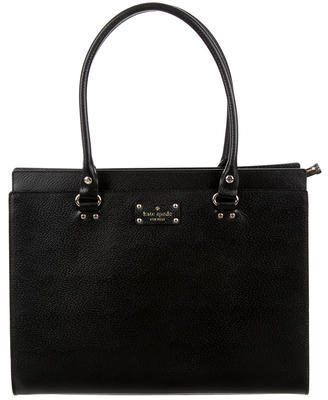 Kate Spade Kate Spade New York Leather Box Tote w/ Tags