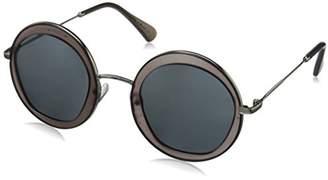 A. J. Morgan A.J. Morgan Women's Clique Round Sunglasses