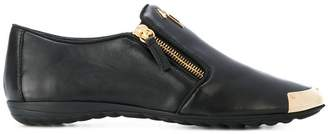 Giuseppe Zanotti Design Dalia toe cap loafers