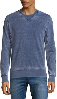Jet Lag Jetlag Men's Burnout Sweater