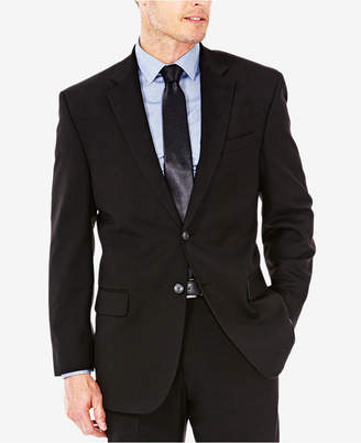 Haggar J.m. Men's Classic/Regular Fit Stretch Sharkskin Suit Jacket