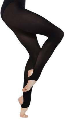 "Silky Womens/Ladies Dance Stirrup Tights (1 Pair) (Large (5ft6""-5ft10""))"