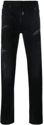 Marcelo Burlon County of Milan Relmu slim fit jeans
