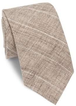 Brunello Cucinelli Diagonal Striped Tie