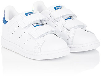 adidas Kids' Stan Smith Leather Sneakers $45 thestylecure.com