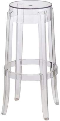 clear Fine Mod Imports Barstool in