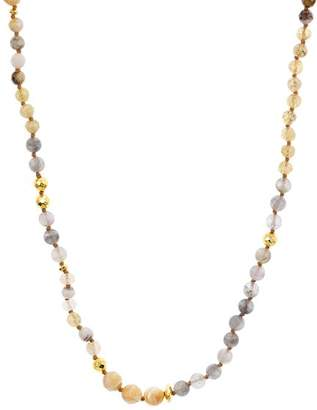Chan Luu Long Beaded Necklace, 36""