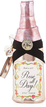 Betsey Johnson Yes Way Rose Wristlet, Pink $60 thestylecure.com