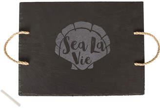 Cathy's Concepts Sea La Vie Slate Serving Board