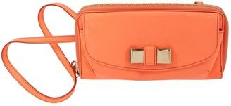 Chloé Leather clutch bag