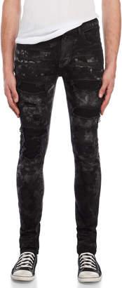 Faith Connexion Black Distressed Jeans