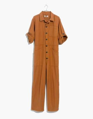 Madewell Pre-order x As Ever Short-Sleeve Coveralls