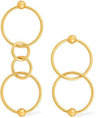 Rachel Zoe Elyse Multi-Hoop Earrings