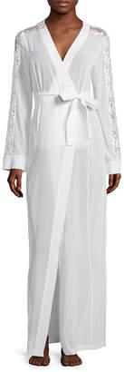 La Perla Silk-Blend Robe