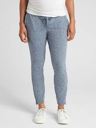 Gap Maternity GapFit Drawstring Pants in Brushed Jersey