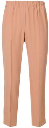 Incotex skinny cropped trousers