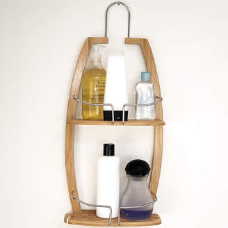 Urbanlines Banyan Bamboo Shower Caddy