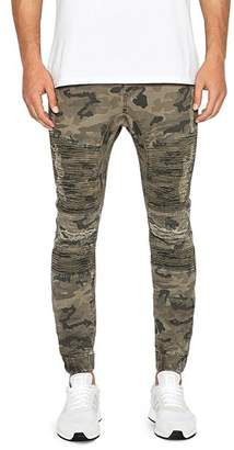 NXP Hellcat Slim Fit Pants in Airwolf Camo