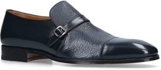 Stemar Contrast Leather Shoes