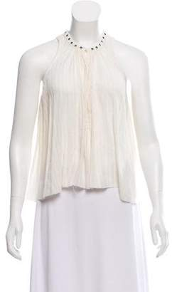 Etoile Isabel Marant Sleeveless Embellished Top