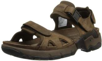Allrounder by Mephisto Men's Alligator Sandal