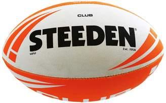 Steeden Club Rugby League Junior Training Ball Green 4