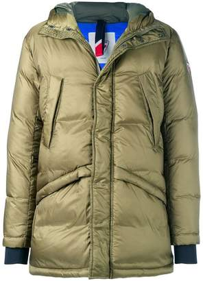 Rossignol hooded padded coat