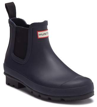 Hunter Chelsea Dark Sole Waterproof RMA Boot