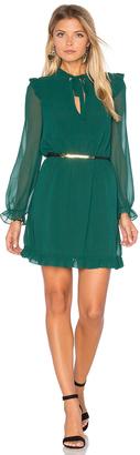 Line & Dot Tautou Frill Dress $119 thestylecure.com