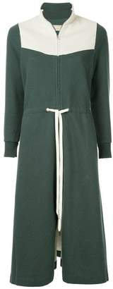 MAISON KITSUNÉ sweatshirt dress