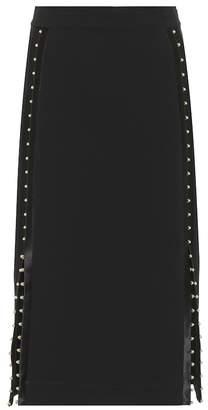 Altuzarra Embellished midi skirt