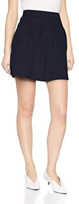 Naf Naf Women's LASHOO J1 Knee-Length Tulip Skirt