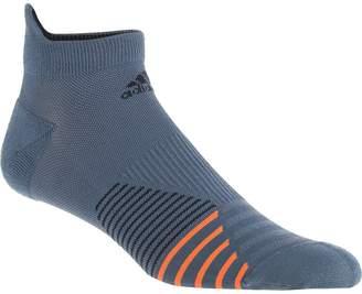 adidas Outdoor Running Tabbed Single No Show Sock