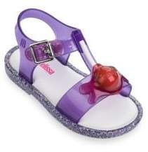 Mini Melissa Baby's, Little Girl's & Girl's Mini Mar Sandals