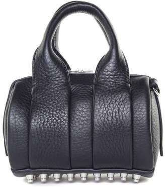 Alexander Wang Mini Rockie Pebbled-leather Cross-body Bag