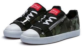 Puma x MANHATTAN PORTAGE Clyde Zip Sneaker (Men)