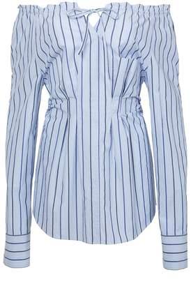 d886363e506f7 Tibi Blue Women s Tops - ShopStyle