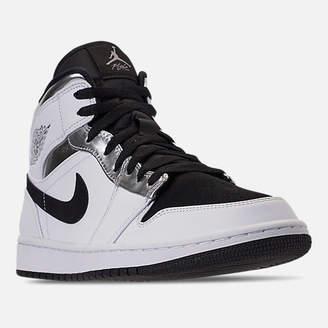 Nike Men's Air Jordan 1 Mid Retro Basketball Shoes
