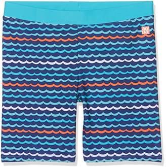 Schiesser Boy's Wal Willy Bade-Shorts Swim