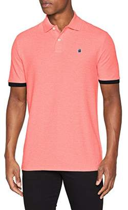 G Star Men's Rc Core T S/s Polo Shirt