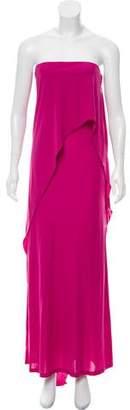 Bottega Veneta Draped Evening Dress