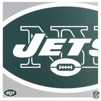Pottery Barn Teen NFL Metal Wall Art, Jets