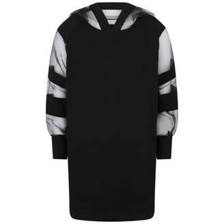 MET METGirls Black Forly Dress