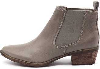 Django & Juliette Sultan Smoke Boots Womens Shoes Casual Ankle Boots