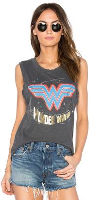 Junk Food Wonder Woman Tank $42 thestylecure.com